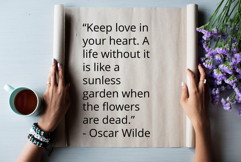Keep Love In Your Heart Whatfaq